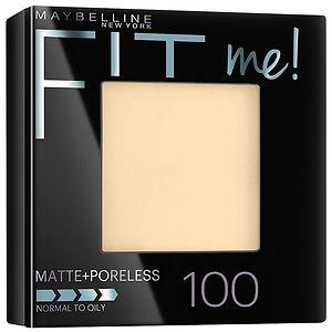 Maybelline Fit Me! Matte + Poreless Powder, Translucent