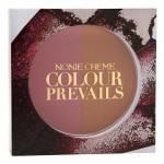 Nonie Creme Colour Prevails Bashful Biscuit Blush / Bronzer Duo,