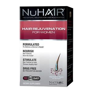NuHair Hair Rejuvenation For Women- 60 tablets
