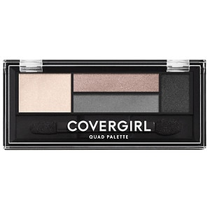 CoverGirl Eye Shadow Quads, Stunning Smokeys 715, .06 oz