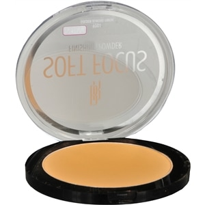 Black Radiance True Complexion Soft Focus Finishing Powder, Golden Almond Finish