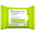 Neutrogena Naturals Purifying Makeup Remover Cleansing Towelettes- 25 ea