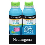 Neutrogena Wet Skin Kids Beach & Pool Sunscreen Spray, SPF 70+- 5 fl oz