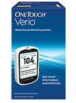 OneTouch Verio Blood Glucose Monitoring System- 1 ea