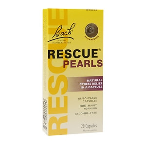 Bach Rescue Pearls Capsules