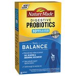 Nature Made Digestive Probiotics, Daily Balance- 30 ea