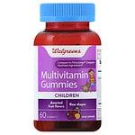 Walgreens Multivitamin Childrens Gummies, Fruit- 60 ea