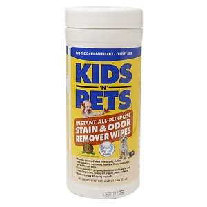 Kids'N Pets Stain & Odor Remover Wipes