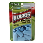 Hearos Xtreme Protection Ear Plugs- 28 pr