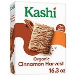 Kashi Organic Promise Whole Wheat Cereal, Cinnamon Harvest- 16.3 oz