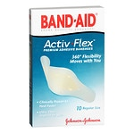 Band-Aid Activ-Flex Premium Adhesive Bandages, Regular- 10 ea