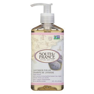 South of France Liquid Soap, Lavender Fields