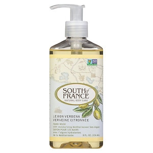 South of France Liquid Soap, Lemon Verbena