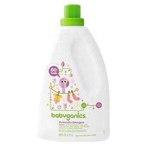 Babyganics Laundry Detergent, Lavender