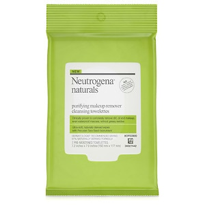 Neutrogena Naturals Purifying Makeup Remover Cleansing