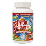 Yum-V's Multivitamin Complete + Mineral Formula Jellies, Fruit- 120 ea