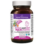 New Chapter Perfect Postnatal Multivitamin, Tablets- 96 ea