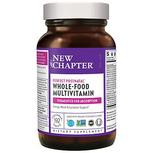 New Chapter Perfect Postnatal Multivitamin, Tablets