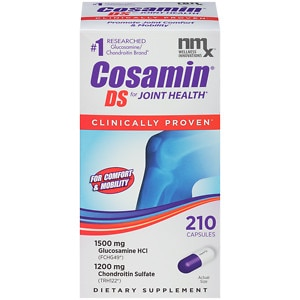 Cosamin DS Joint Health Supplement, Capsules- 210 ea