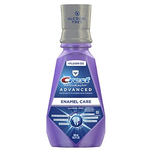 Crest Pro-Health Advanced Mouthwash with Extra Deep Clean, Clean Mint