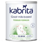 Kabrita Goat Milk Formula, Powder, Non GMO, Natural & Gentle- 28 oz