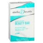 Studio 35 Beauty Bar Soap, Sensitive, Fragrance Free, 6 pk- 4 oz