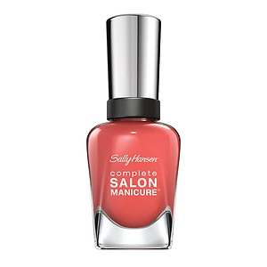 Sally Hansen Complete Salon Manicure, Poof! Be-gonia