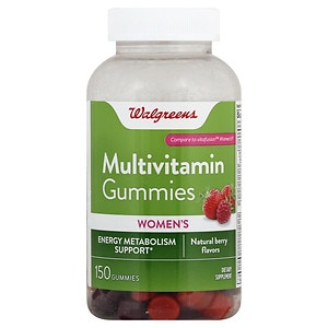 Walgreens Women's Multivitamin Gummies, Berry