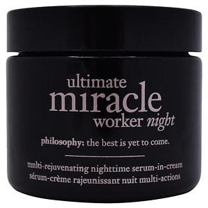 philosophy ultimate miracle worker night multi-rejuvenating
