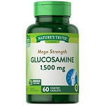 Nature's Truth Joint Support Mega Strength Glucosamine 1500mg- 60 ea