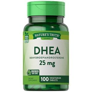 Nature's Truth DHEA Dehydroepiandrosterone 25mg