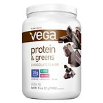 Vega Protein & Greens, Chocolate- 18.4 oz