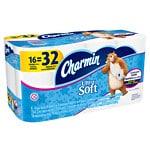 Charmin Ultra Soft Toilet Paper Double Rolls- 154 ea