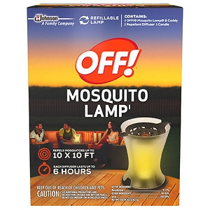 Off! Mosquito Lamp Starter, Unscented, .29 oz