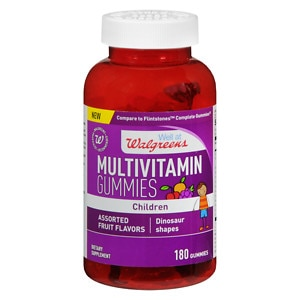 Walgreens Children's Multi Gummies With Vitamin D, Fruit