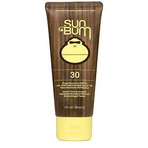 Sun Bum Water Resistant Moisturizing Sunscreen Lotion SPF 30