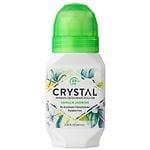 Crystal Essence Mineral Roll-On Deodorant, Vanilla Jasmine- 2.25 oz