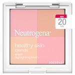Neutrogena Healthy Skin Blends Sheer Highlighting Blush, Pure  20- .3 oz