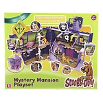 Scooby Doo Mystery Mansion- 1 ea