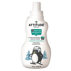 Attitude Little Ones Laundry Detergent, 35 loads, Pear Nectar