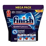 Finish Quantum Max - Shine and Protect- 64 ea
