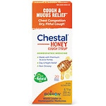 Boiron Chestal Adult Honey- 6.7 oz