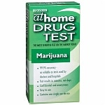 At Home Drug Test - Marijuana.  Contains One Single Use Device