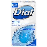 Dial Antibacterial Deodorant Soap, Clean and Fresh, 8 pk