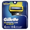 Gillette Fusion ProShield Razor Refill Cartridges- 4 ea
