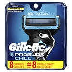 Gillette Fusion ProShield Chill Razor Refill Cartridges- 8 ea