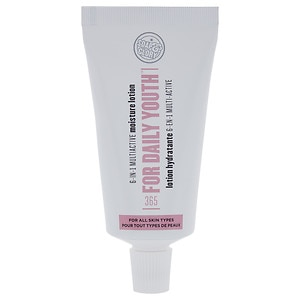 Soap & Glory For Daily Youth 365 6-in-1 Multi-Active Moisture Lotion, 1.69 oz