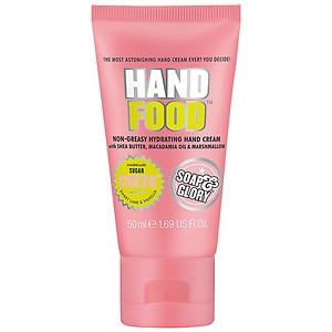 Soap & Glory Hand Food Non-Greasy Hydrating Hand Cream, Travel Size