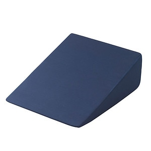 Drive Medical Compressed Bed Wedge Cushion, Blue, 1 ea