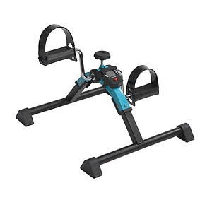 Drive Medical Folding Exercise Peddler with Digital Display,
